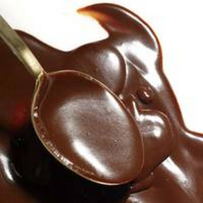 Deep Dark Chocolate Sauce