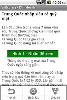 Screenshot of OptiNews - Tin tức Việt