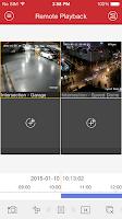 Screenshot of iVMS-4500