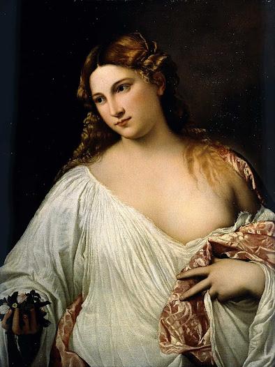 Tiziano, Flora
