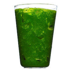 Spinach-Honeydew Cooler