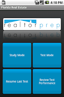 Screenshot of Florida Real Estate Exam Prep