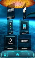 Screenshot of Next Launcher 3D UI 2.0 Theme