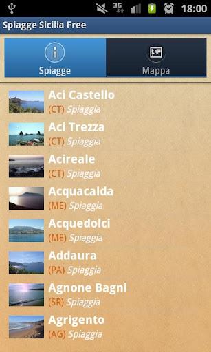 Spiagge Italia Liguria