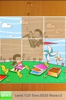 Screenshot of Kids Turn Puzzles