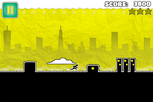Screenshot of Tiny City Run: Impossible Game