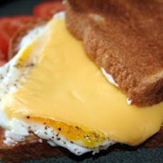 Kittencal's Fried Egg Sandwich