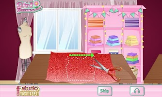 Screenshot of Party Outfit Fashion Studio