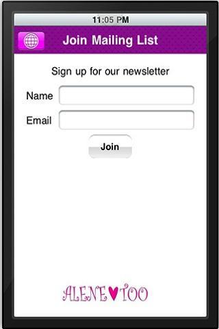 【免費購物App】Alene Too-APP點子