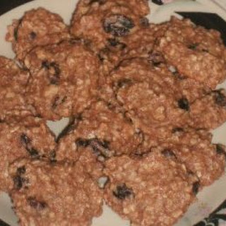 """Bite Size"" Oatmeal Raisin Cookies"