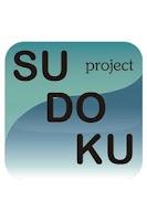 Screenshot of Sudoku project