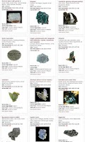 Screenshot of Mineral Auctions