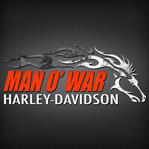 Man O' War Harley-Davidson LOGO-APP點子