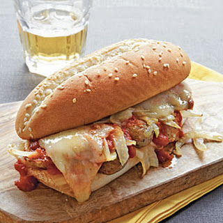 Sausage-Fennel Subs