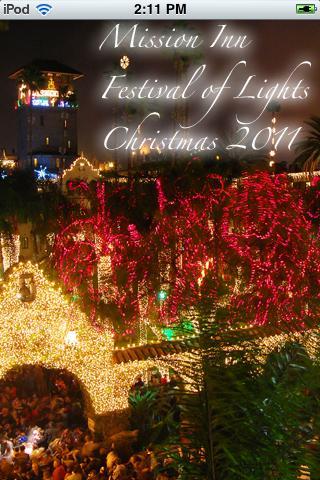 2011 Riverside Festival Light