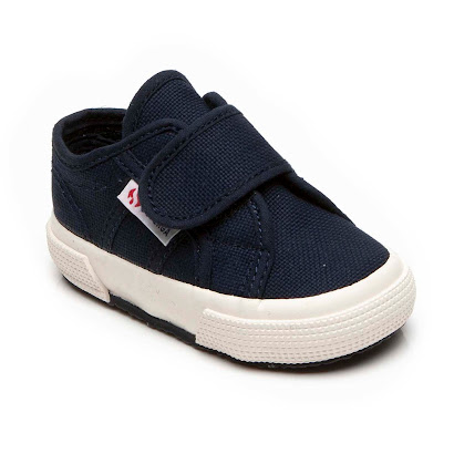 Superga Infant Velcro Trainer SHOE