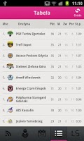 Screenshot of Tauron Basket Liga