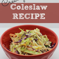 Recipe for Cole Slaw