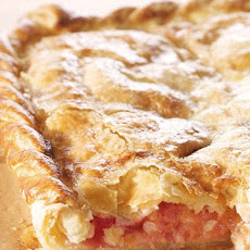 Apple-Raspberry Slab Pie