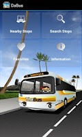 Screenshot of DaBus - The Oahu Bus App