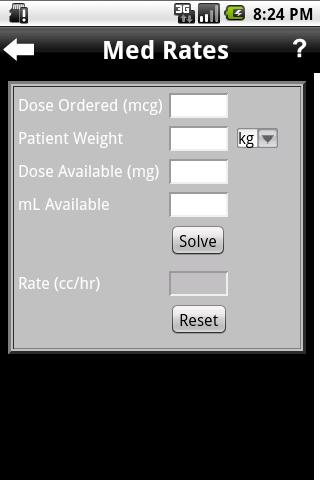 玩醫療App|Nursing Tool & IV Drips免費|APP試玩
