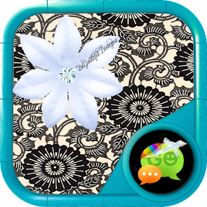 Fancy Lace GO SMS Pro Theme.apk 1.0
