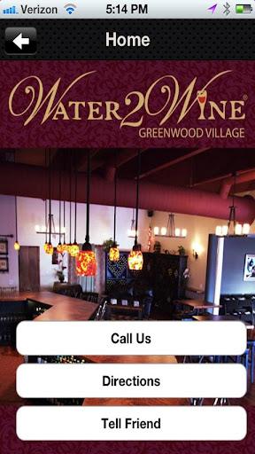Water2Wine Greenwood Village