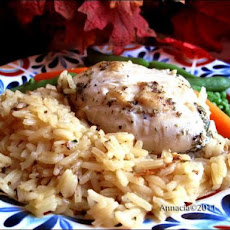 Swanson Citrus Chicken and Rice