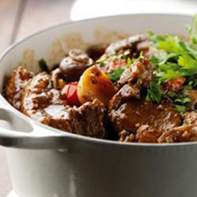 Country Lamb Casserole
