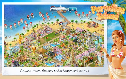 Game Paradise Island APK for Windows Phone