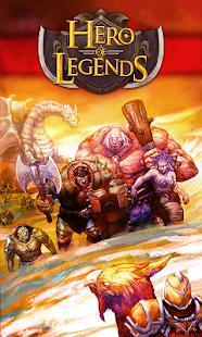 Hero of Legends APK baixar