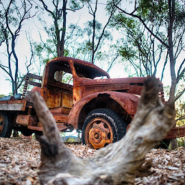 Truck For Sale by Right Image Photography - Transportation Other ( wow, nikon life, vintage, landscape, nikon, stunning, old truck, right image photography, i am nikon )