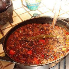 Chilli Con Carne With Chorizo