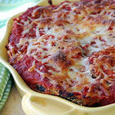Kathy's Quick and Easy Eggplant Parmigiana