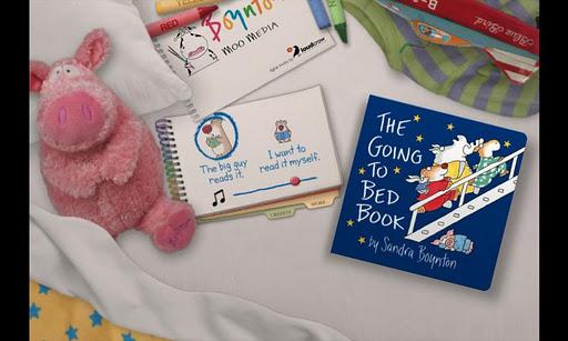 The Going to Bed Book-Boynton