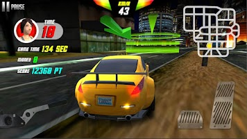 Screenshot of Taxi Drift