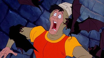 Screenshot of Dragon's Lair Trailer