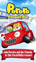 Screenshot of Pororo Penguin Run