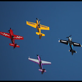 Ride Like the Wind!  by Dale Carney - News & Events Entertainment ( airplanes, airshows, fun, planes,  )