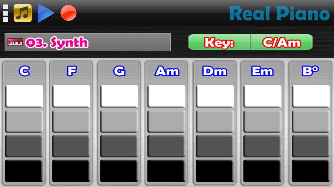 Real Piano Screenshot 2