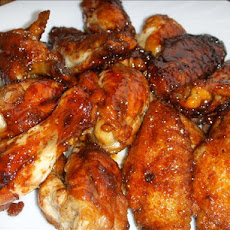 Chinese Honey-Soy Braised Chicken Wings (Mut Jup Mun Gai Yik)