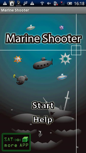 Marine Shooter