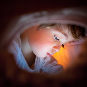 Inside Fort by Mike DeMicco - Babies & Children Children Candids ( baby, handsome, toddler, boy )