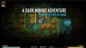 Screenshot of Mines of Mars Scifi Mining RPG