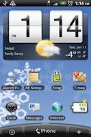 Screenshot of Inspiration Snowflakes