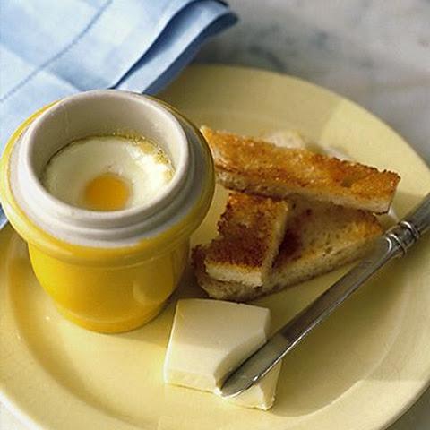 Coddled+egg+with+cream Recipes | Yummly