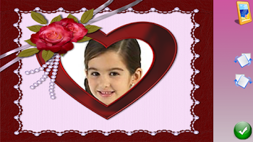 Screenshot of Love Photo Frames :Nice Frames