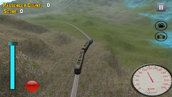 Screenshot of Train Driver Simulator 3D