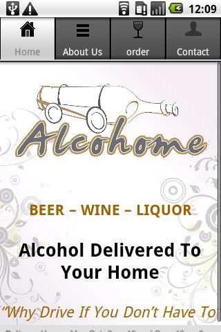 Alcohome