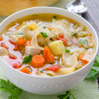 Mrs Dash Chicken Vegetable Soup Recipes